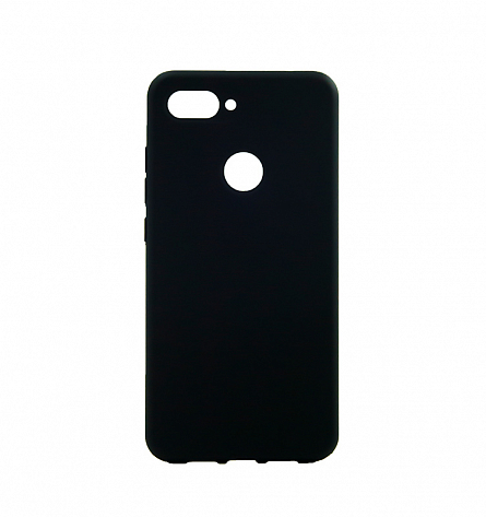 BoraSCO Hard Case для Xiaomi Mi 8 Lite (черный)