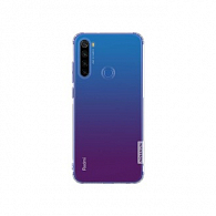 Nature TPU Hard для Xiaomi Redmi Note 8T (прозрачный)