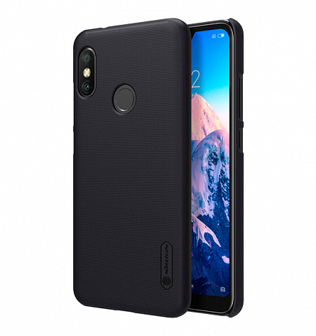 Nillkin Super Frosted Shield для Xiaomi Mi A2 Lite (черный)