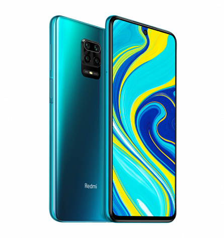 Redmi Note 9S 6/128GB (синий)